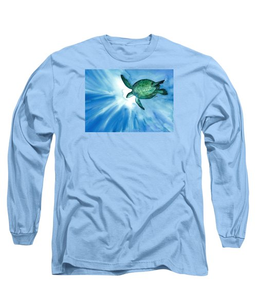 Sea Tutrle 2 Long Sleeve T-Shirt