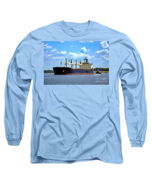 Freight Hauler Long Sleeve T-Shirt