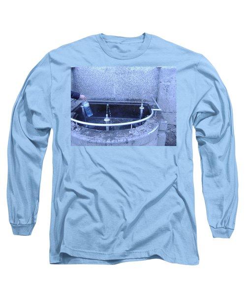 Fresh Water Long Sleeve T-Shirt