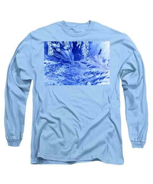 Long Sleeve T-Shirt featuring the digital art Frocean by Richard Thomas