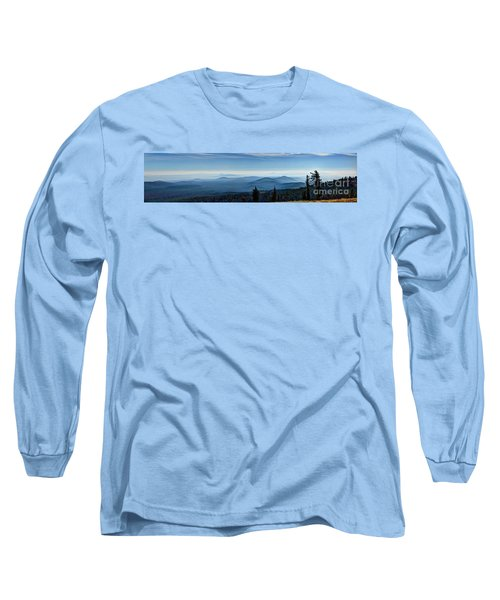 From The Rim Long Sleeve T-Shirt