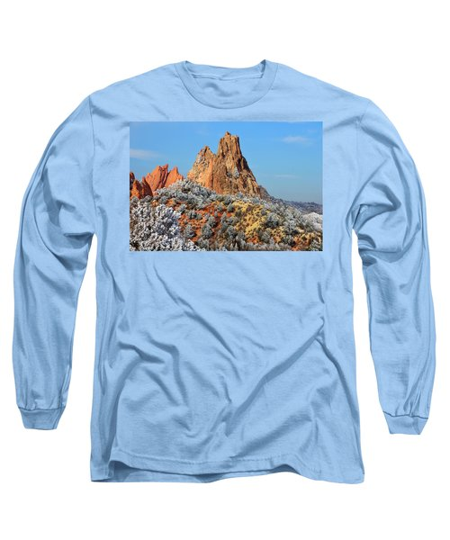 Frosted Wonderland 4 Long Sleeve T-Shirt