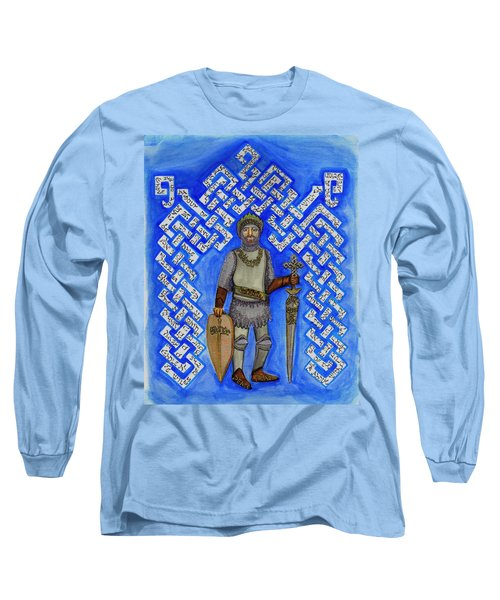 Full Armor Of Yhwh Man Long Sleeve T-Shirt