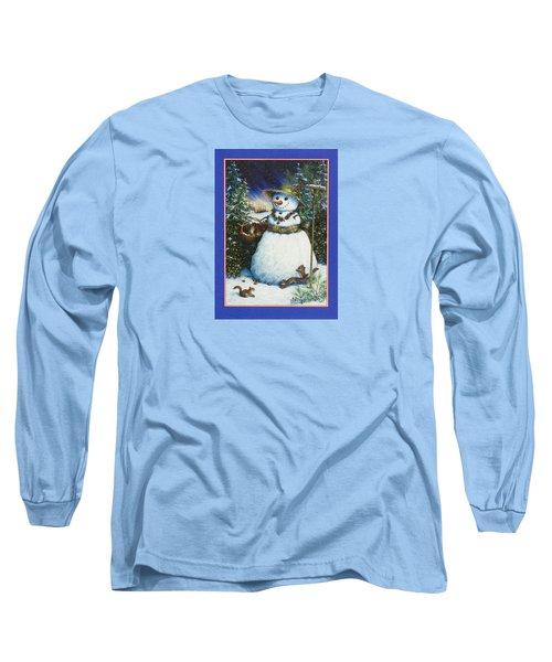 Furry Friends Long Sleeve T-Shirt