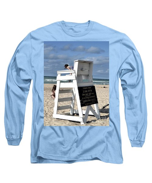 Future Life Guards Long Sleeve T-Shirt