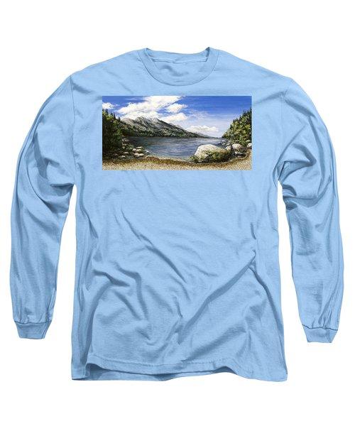 Gathering Moss Long Sleeve T-Shirt