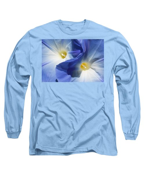 Gently Unfolding Long Sleeve T-Shirt