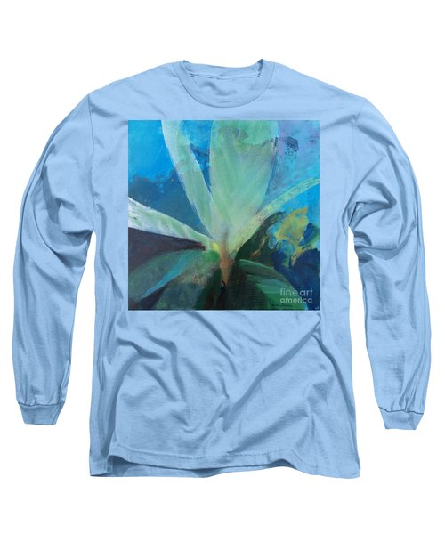 Ginger Tea Long Sleeve T-Shirt by Robin Maria Pedrero