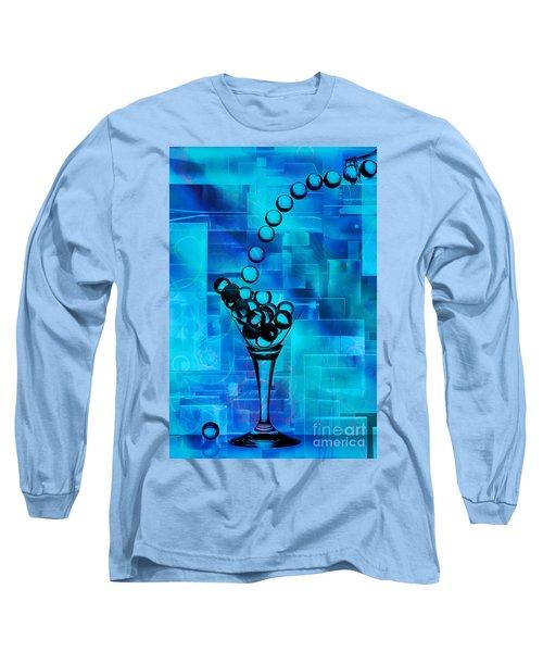 Glass Balls Long Sleeve T-Shirt