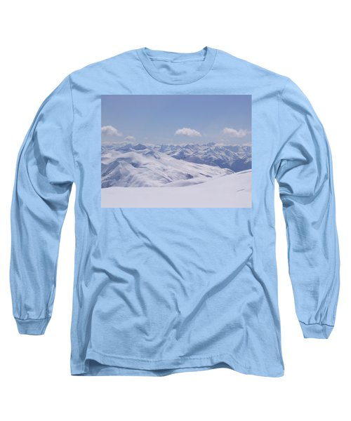 Gods Country Long Sleeve T-Shirt by Brian Williamson