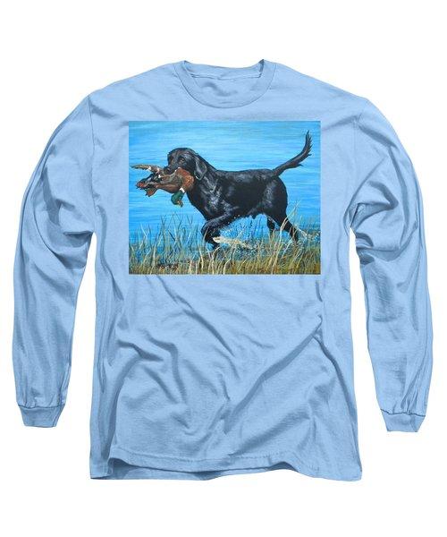 Good Dog Long Sleeve T-Shirt