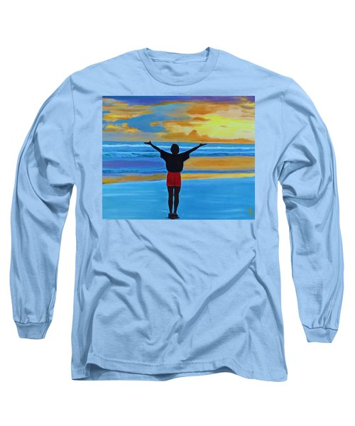 Good Morning Morning Long Sleeve T-Shirt