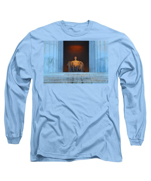 Good Morning Mr. Lincoln Long Sleeve T-Shirt