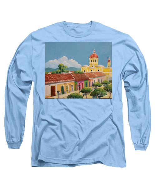 Granada Cathedral Long Sleeve T-Shirt