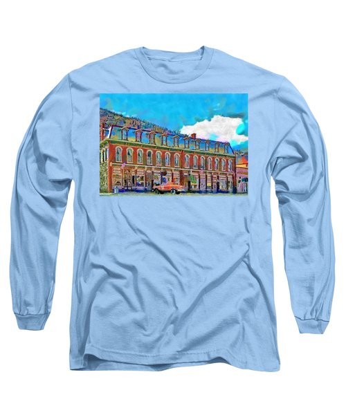 Grand Imperial Hotel Long Sleeve T-Shirt