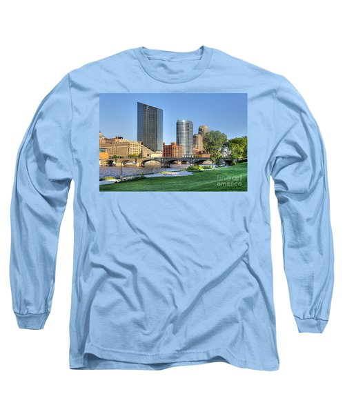 Grand Rapids Mi100 Art Prize Long Sleeve T-Shirt