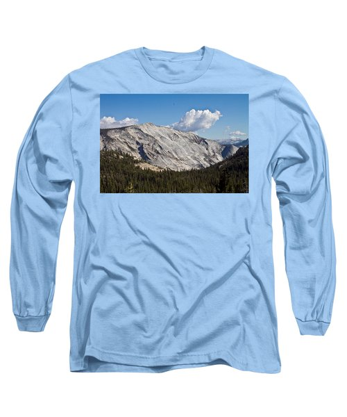 Granite Mountain Long Sleeve T-Shirt by Brian Williamson