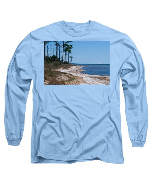 Gulf Island National Seashore 2 Long Sleeve T-Shirt
