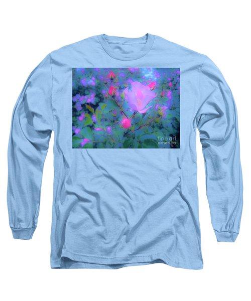 Gypsy Rose - Flora - Garden Long Sleeve T-Shirt