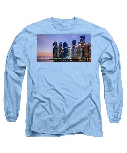 Haeundae Long Sleeve T-Shirt