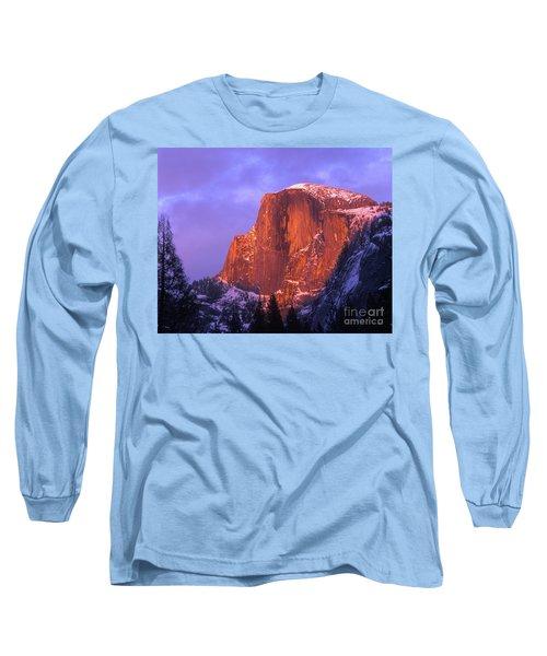Half Dome Alpen Glow Long Sleeve T-Shirt