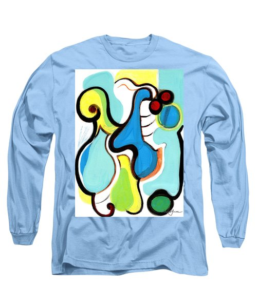 Happiness Long Sleeve T-Shirt by Stephen Lucas