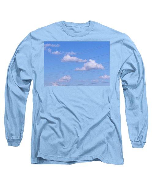 Happy Cloud Day Long Sleeve T-Shirt