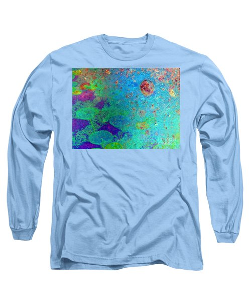 Harvest Moon Long Sleeve T-Shirt by Desiree Paquette