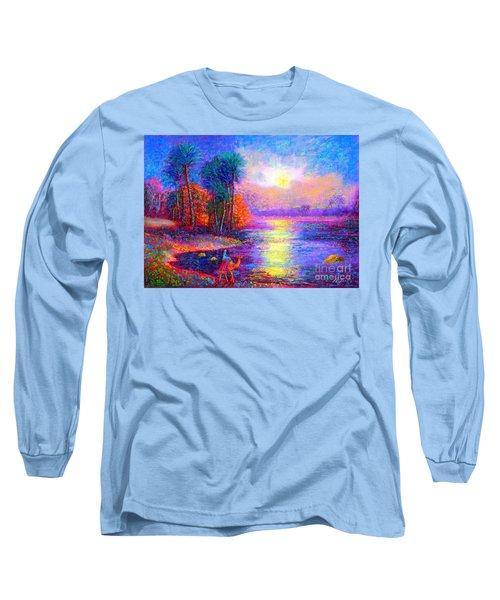 Haunting Star Long Sleeve T-Shirt