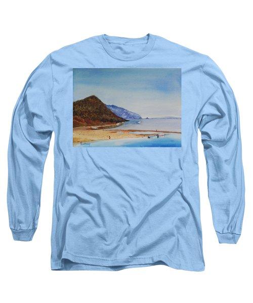 Hawaii Long Sleeve T-Shirt by Christine Lathrop