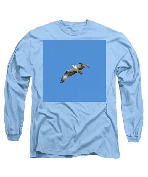 Hawk In Flight Long Sleeve T-Shirt