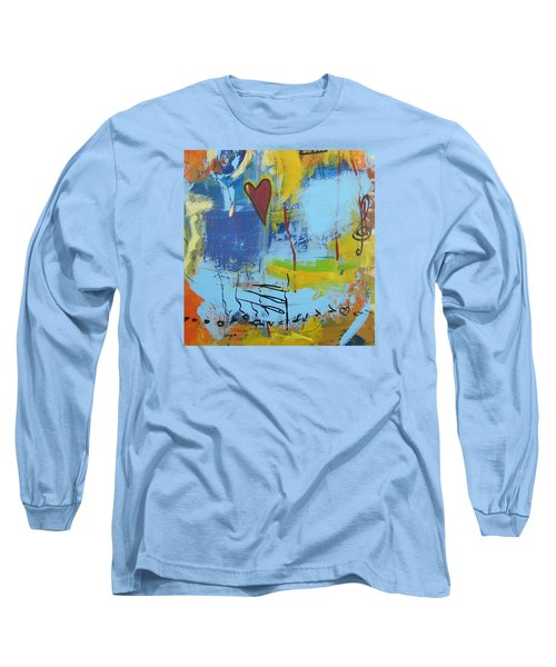 Heart 3 Long Sleeve T-Shirt