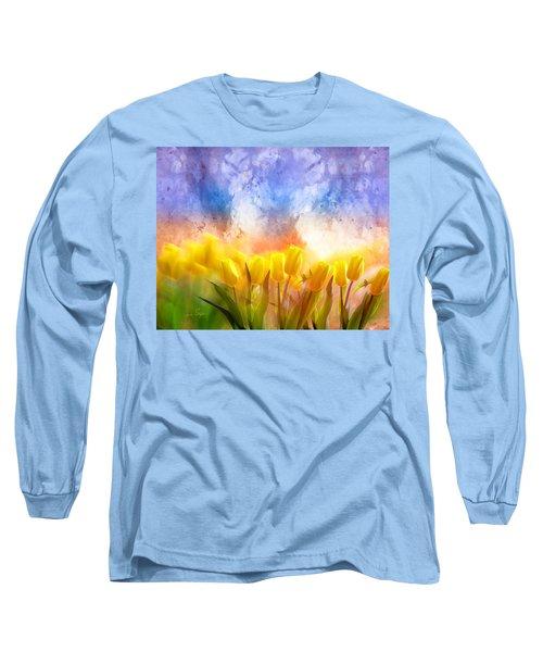 Heaven's Garden Long Sleeve T-Shirt