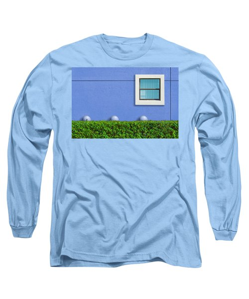Hedge Fund Long Sleeve T-Shirt by Paul Wear