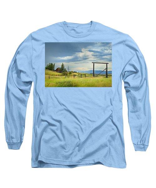 High Country Farm Long Sleeve T-Shirt