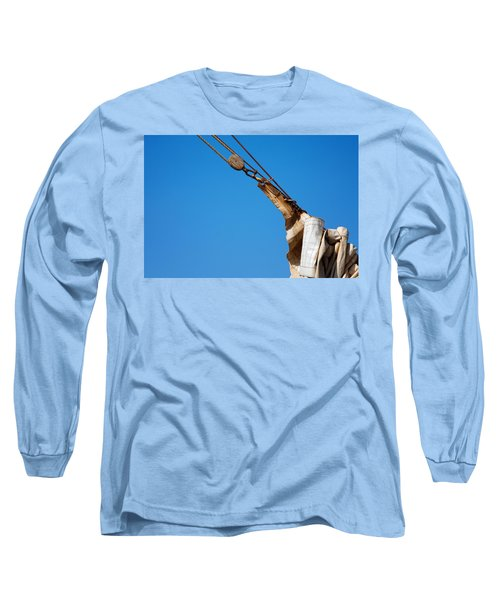 Hoist The Sails. Long Sleeve T-Shirt
