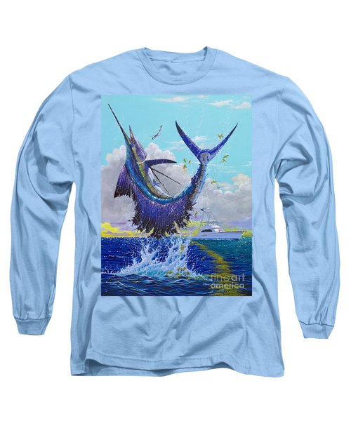 Hooked Up Off004 Long Sleeve T-Shirt