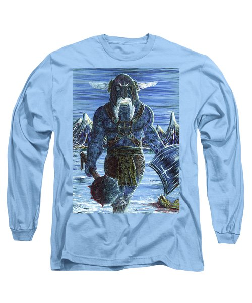 Ice Viking Long Sleeve T-Shirt