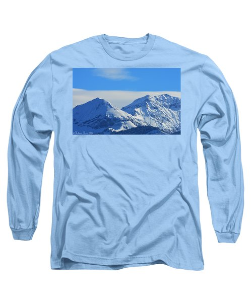 Immaculate Long Sleeve T-Shirt by Felicia Tica