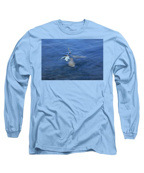 In The Stillness Long Sleeve T-Shirt