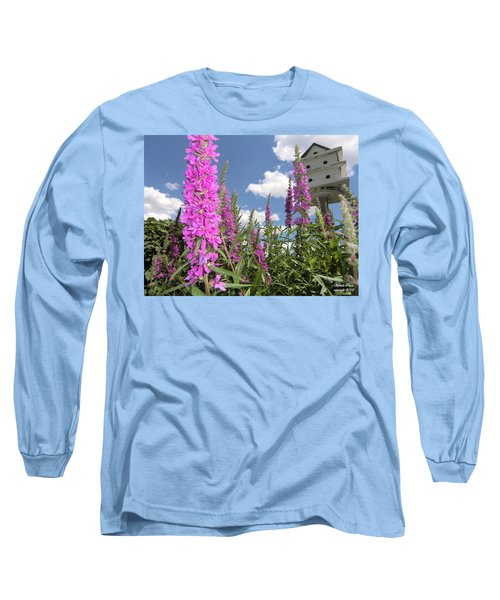 Inspiring Peace - Signed Long Sleeve T-Shirt