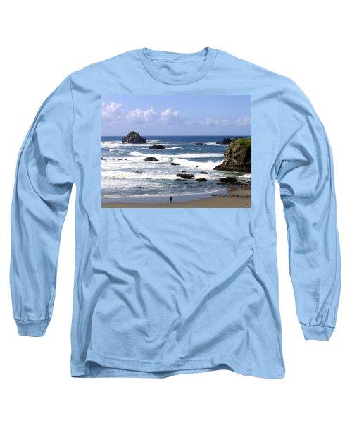 Invigorating Sea Air Long Sleeve T-Shirt
