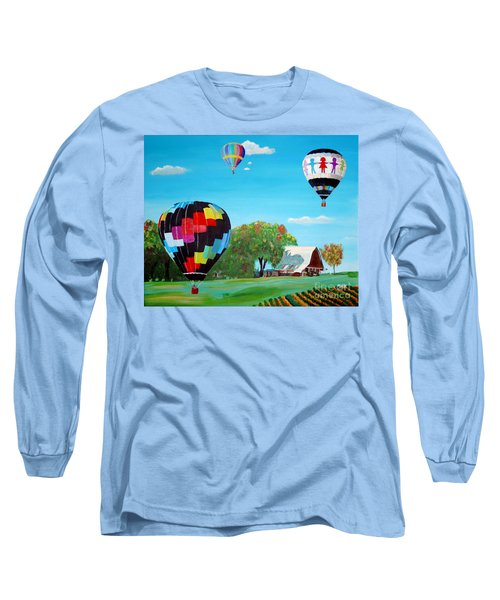 Iowa Balloons Long Sleeve T-Shirt