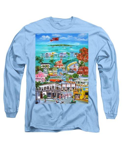Island Daze Long Sleeve T-Shirt