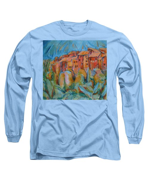 Isola Di Piante Small Italy Long Sleeve T-Shirt