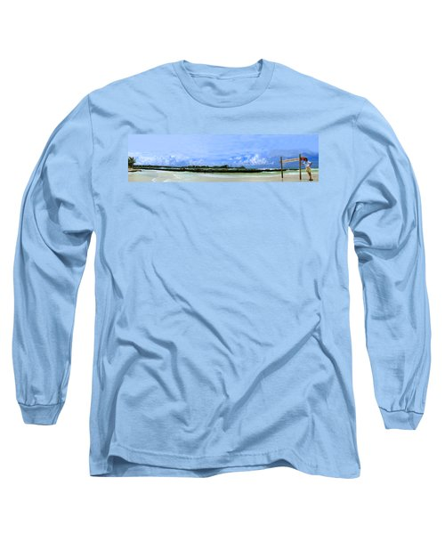 Jet Skis In Longboat Pass Long Sleeve T-Shirt