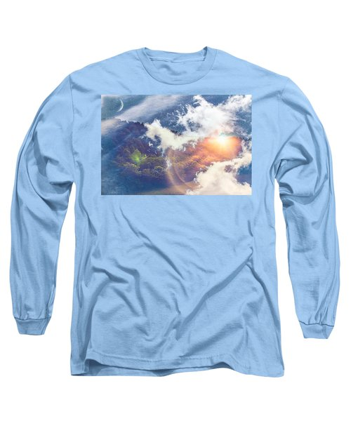 Journey To Another Dimension Long Sleeve T-Shirt