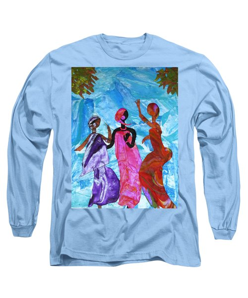 Joyful Celebration Long Sleeve T-Shirt