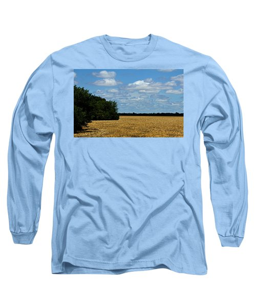 Kansas Fields Long Sleeve T-Shirt