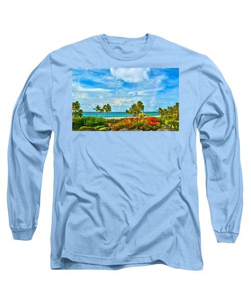 Kauai Bliss Long Sleeve T-Shirt